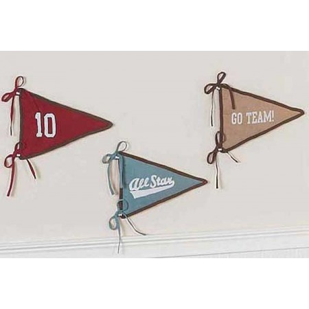 All Star Sports Wall Hanging