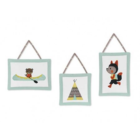Outdoor Adventure Wall Hanging