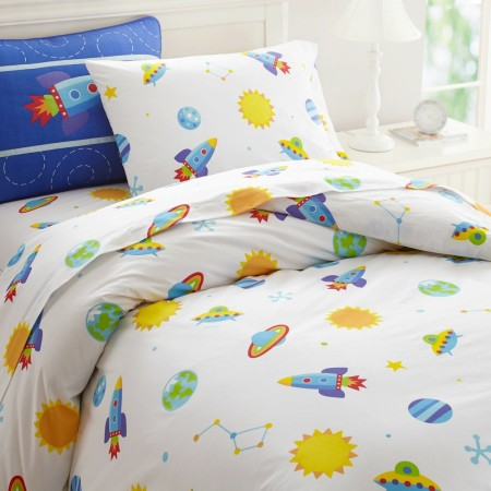 Out of this World Twin Size Duvet Cover by Olive Kids
