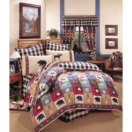 The Woods Comforter Set