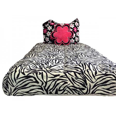 Zebby Jane Bunkbed Hugger Comforter by California Kids