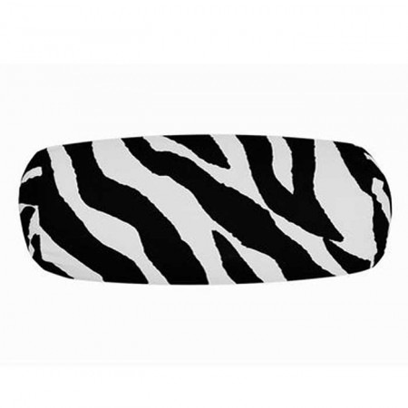 Black & White Zebra Neckroll Pillow
