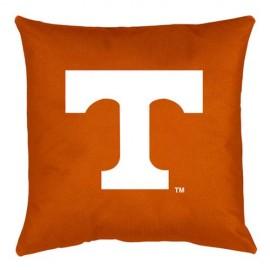 "Tennessee Volunteers Locker Room Accent Pillow - 17"" X 17"""