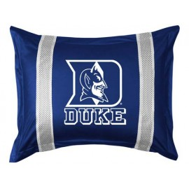 Duke Blue Devils Locker Room Pillow Sham