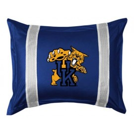 Kentucky Wildcats Locker Room Pillow Sham