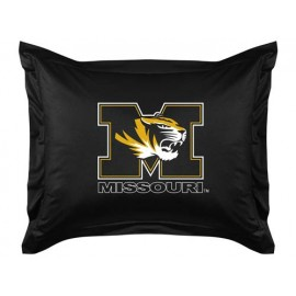 Missouri Tigers Locker Room Pillow Sham