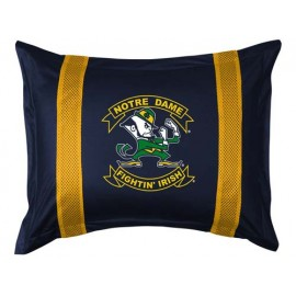 Notre Dame Fighting Irish Locker Room Pillow Sham