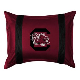 South Carolina Gamecocks Locker Room Pillow Sham