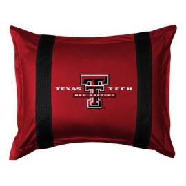 Texas Tech Red Raiders Locker Room Pillow Sham
