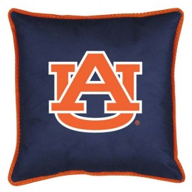 "Auburn Tigers Toss Pillow - 18"" X 18"" Sideline Toss Pillow"