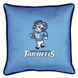 "North Carolina Tar Heels  17"" X 17"" Sideline Accent Pillow"