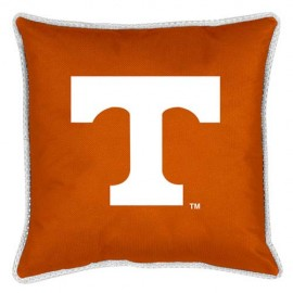 "Tennessee Volunteers Toss Pillow - 18"" X 18"" Sideline Toss Pillow"