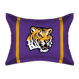 LSU Tigers MVP Pillow Sham