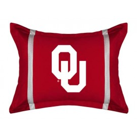 Oklahoma Sooners MVP Pillow Sham
