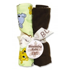 Bouquet 4 Pack Burp - Chibi Zoo