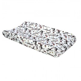 CHANGING PAD COVER - DR. SEUSS CAT IN THE HAT