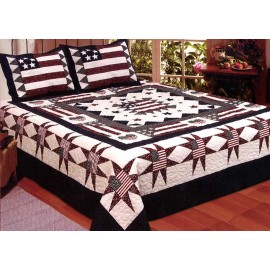 Great American Quilt - Full/Queen Size