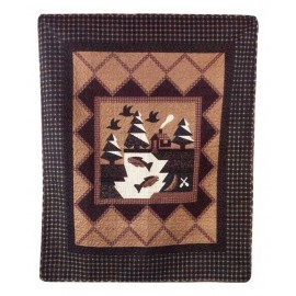 Fishermans Wharf Throw Size Quilt