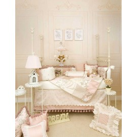 Madison by Glenna Jean Baby 3 Piece Crib Set
