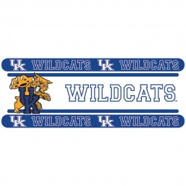 "Kentucky Wildcats Wall Border - 5"" Tall X 15' Long"