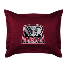 Alabama Crimson Tide Sideline Pillow Sham
