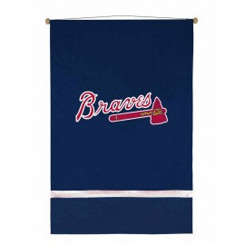 Atlanta Braves MVP Wall Hanging - 28 X 45
