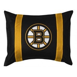 Boston Bruins Sideline Pillow Sham