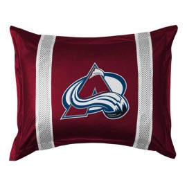 Colorado Avalanche Sideline Pillow Sham