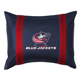 Columbus Blue Jackets Sideline Pillow Sham