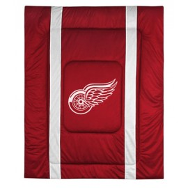 Detroit Red Wings Sideline Comforter