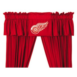 Detroit Red Wings Valance
