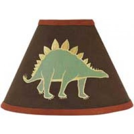 Dinosaur Land Lamp Shade