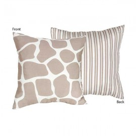 Giraffe Accent Pillow by Sweet Jojo Designs