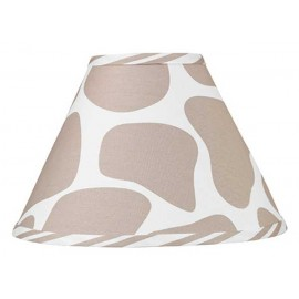 Giraffe Lamp Shade by Sweet Jojo Designs