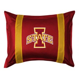 Iowa State Cyclones Sideline Pillow Sham