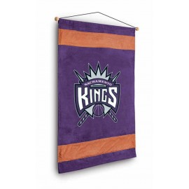 Sacramento Kings MVP Wall Hanging - 28 X 45