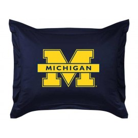Michigan Wolverines Sideline Pillow Sham