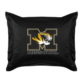 Missouri Tigers Sideline Pillow Sham