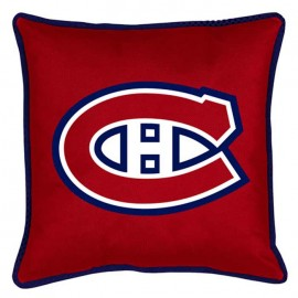 Montreal Canadiens Sideline Pillow - 18X18