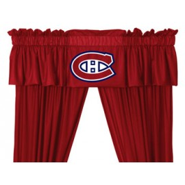 Montreal Canadiens Valance