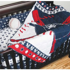 New York Yankees Crib Set