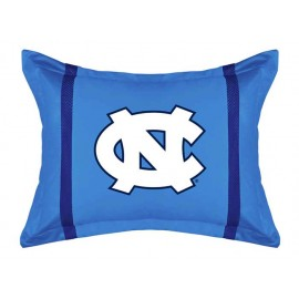 North Carolina Tar Heels Sideline Pillow Sham