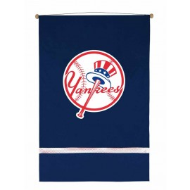 New York Yankees MVP Wall Hanging - 28 X 45