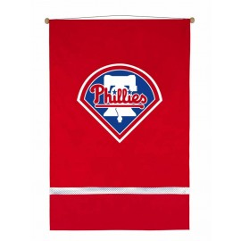 Philadelphia Phillies MVP Wall Hanging - 28 X 45
