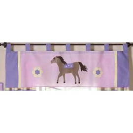 Pony Window Valance