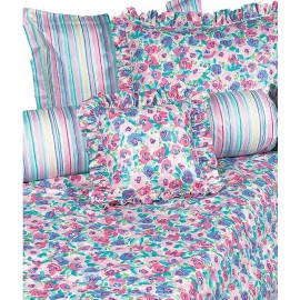 Posie Pink Bunkbed Hugger Comforter by California Kids (Clearance)