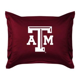 Texas A&M Aggies Sideline Pillow Sham