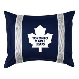 Toronto Maple Leafs Sideline Pillow Sham