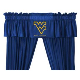 West Virginia Mountaineers Valance