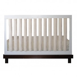 Wonder Bumper Vertical Crib Liners - Organic Cotton - 38 Pack